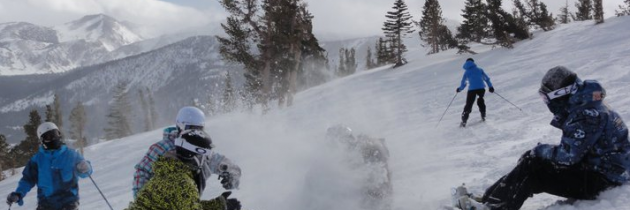 2011.01.29 南加幫 Mammoth Snowboarding Trip