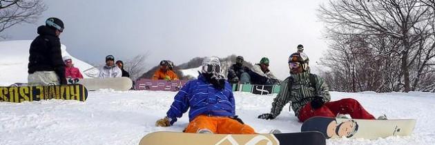 技安的滑雪故事>>滑板基地六年六山 >> 北海道 >> 二世谷 (一)
