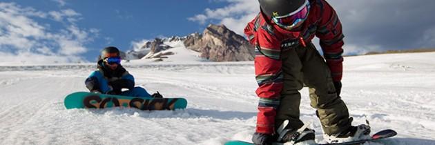 滑雪小小兵